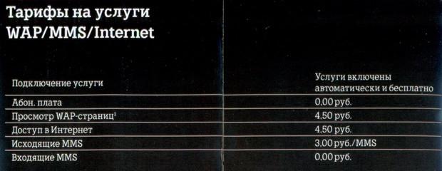 Тарифы на безлимитный интернет Теле2 WAP, MMS, Internet г. Кострома